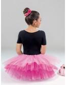 Malla Ballet Manga Corta