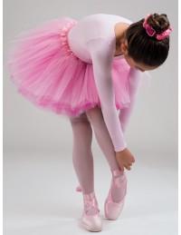 Malla Ballet Manga Larga